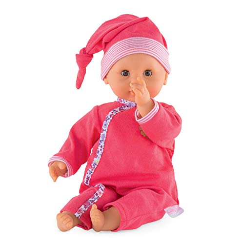 Corolle Mon Premier Poupon Bebe Calin Floral Bloom Toy Baby Doll