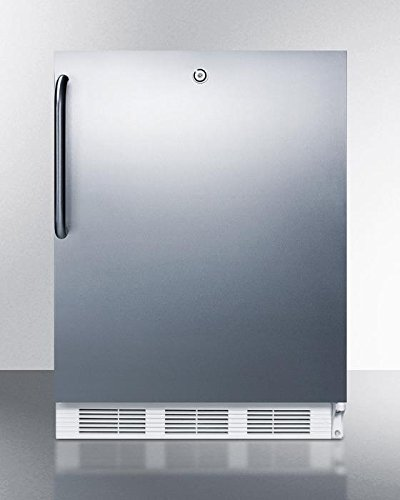 Built-in under-counter, manual defrost, -25 degree C upright freezer