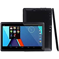 Android Tablet 7-Inch,Google Android 4.4 WIFI Tablet PC 1GB + 8GB Camera/Wifi/Bluetooth (Black)