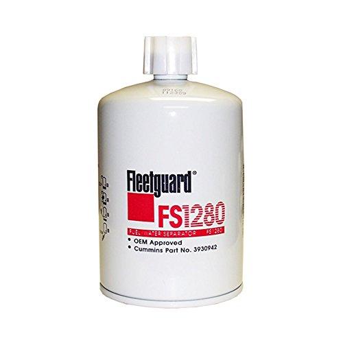 Fleetguard FS1280 Fuel Water ()