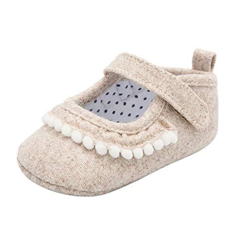❤️ Sunbona Toddler Baby Boys Girls Sport Sandals Infant Kids Summer Crib Prewalker Soft Sole Anti-Slip Shoes Sandals