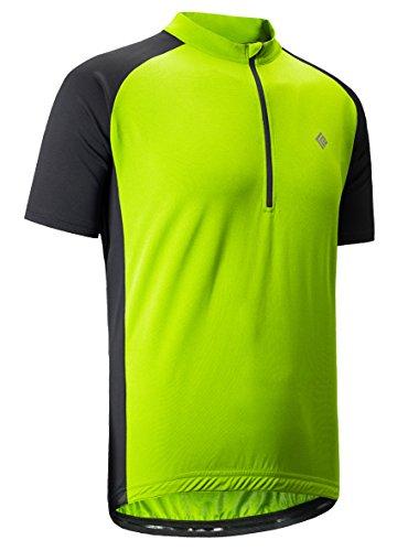 Zip Short Sleeve Cycling Jersey - 7