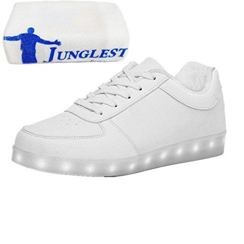 Blanc Led Clignotant Lumière présents Pour Usb De petite Charge Hommes Serviette junglest® À Femmes SSq6Ow7z