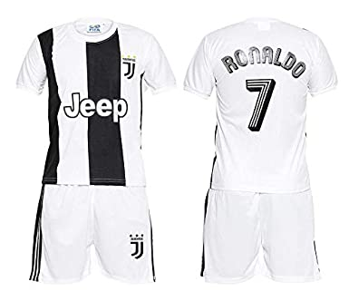 sale retailer f59e9 f811d Roots4creation Juventus Football Kit-2018 with Ronaldo ...