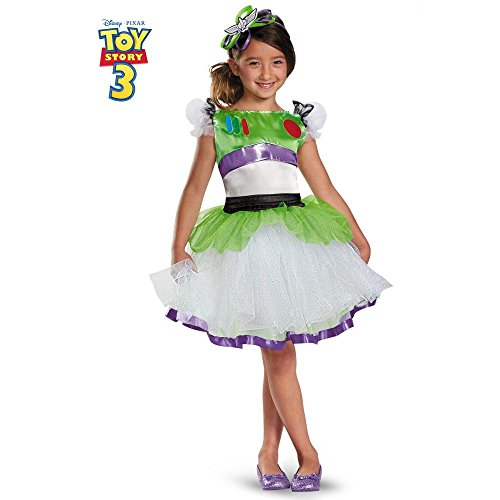 Disguise Disney Pixar Toy Story and Beyond Buzz Lightyear Tutu Prestige Girls Costume