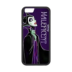 "Iphone6 4.7"" 2D Custom Phone Back Case with Maleficent Image"