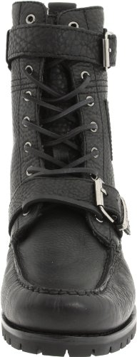 Stivaletto Stringato Polo Ralph Lauren Mens Radbourne Nero