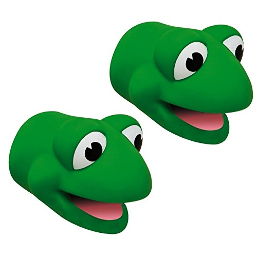 Mommy's Helper Faucet Cover Froggie Collection, Green, 6-48 Months, 2 Count by Mommy's Helper (Image #1)