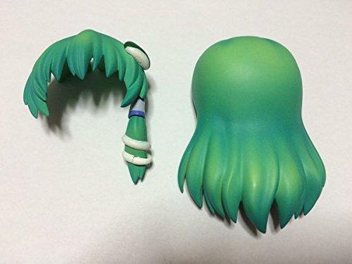 ねんどろいど 東方Project 東風谷早苗 パーツ 髪 長髪 緑 髪飾りの商品画像