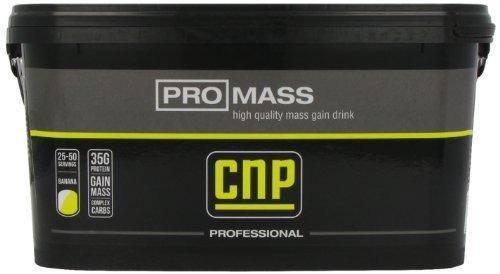 CNP Pro Mass Banana High Quality Mass Gain 2.5 kg