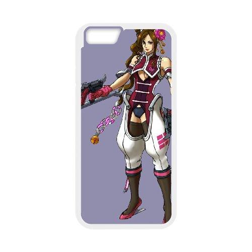 Strider 6 coque iPhone 6 Plus 5.5 Inch cellulaire cas coque de téléphone cas blanche couverture de téléphone portable EEECBCAAN05044