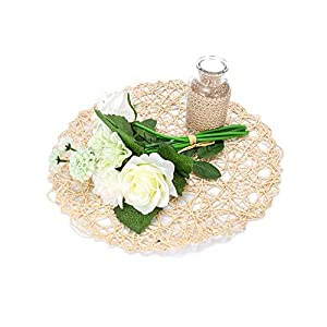 Artificial & Dried Flowers - 1 Bouquet 8 Heads Artificial Rose Peony Silk Flowers Leaf Home Wedding Garden Floral Decor - Dried Flowers Artificial Artificial Dried Flowers Fake Flower Decor Home 116