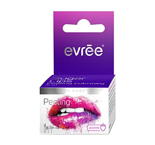 evree Sugar Lips Forêt Fraise Gommage des Lèvres au Beurre de Mangue 10ml 5902693195542