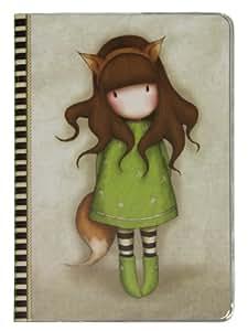 """Libreta A5 con Cubierta P.V.C. """"The Fox"""" Gorjuss"""