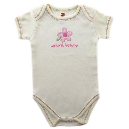 Hudson Baby Natural Organic Bodysuit product image