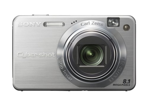 amazon com sony cybershot dscw150 8 1mp digital camera with 5x rh amazon com Sony Cyber-shot Digital Camera Sony Cyber-shot DSC-HX100V
