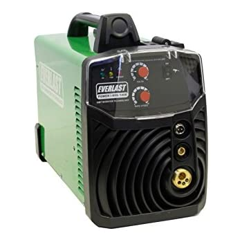 2017 Everlast mig140 MIG welder 110/120 volts FLUX 140AMP