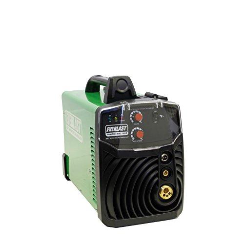 2019 Everlast mig140 MIG welder 110/120 volts FLUX 140AMP