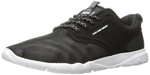 Chaussures Dvs Hommes Premier 2.0+ Noir Baskets (maille Moir