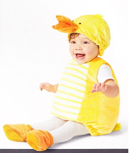 Baby Duck Costumes Target - Plush Duck Vest Infant Costume (0-6