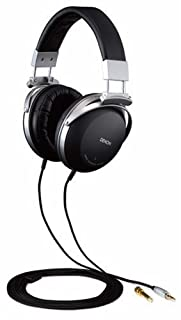 Denon AHD2000 High Performance Over-Ear Headphones (Discontinued by Manufacturer) (B000MVEC0Q) | Amazon price tracker / tracking, Amazon price history charts, Amazon price watches, Amazon price drop alerts