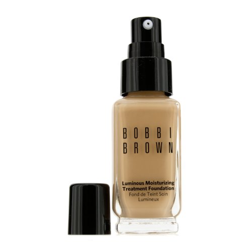 Bobbi Brown Luminous Moisturizing Treatment Foundation - # 4 Natural 30ml/1oz The Natural Moisturizing Foundation