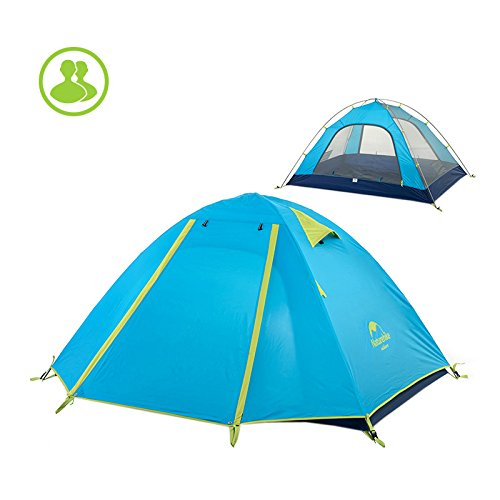 Naturehike 2-3-4 Person Outdoor Double Layer Tent Rainproof Windproof Camping Tent