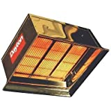 DAYTON 3E134 Commercial Infrared Heater, NG, 90, 000