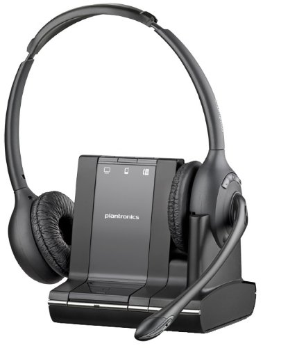 Wireless Binaural Headset - 4