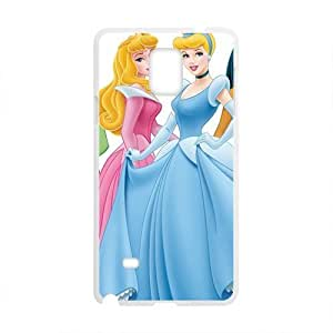 Beautiful snow white Cell Phone Case for Samsung Galaxy Note4