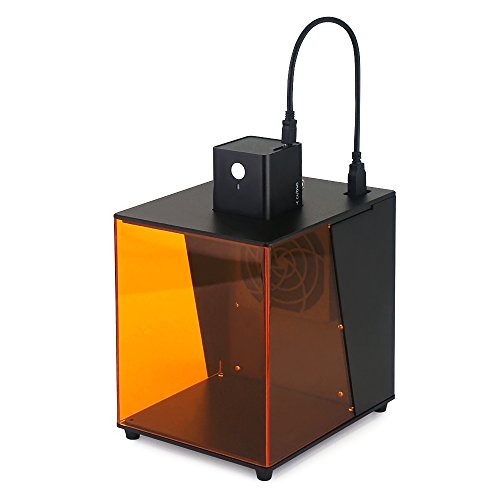Cubiio: The Most Compact Laser Engraver - Black