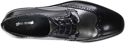GINO ROSSI Zapatos de cordones  Negro / Grafito EU 38