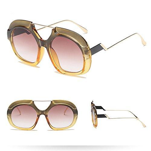 1c23b2a5f1e8 AMOFINY Fashion Glasses Women Man Fashion Vintage Irregular Round Frame Sunglasses  Eyewear Retro Unisex