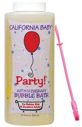 California Baby Bubble Bath - Party, 13 oz