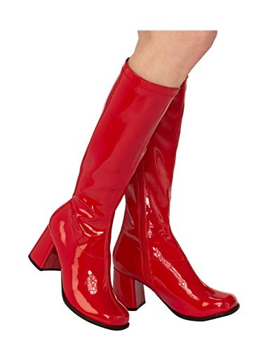 Red GoGo Boot for Adults ()