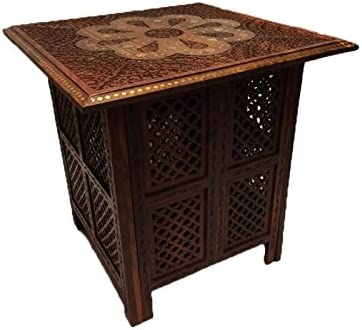 Marrakech Accessoires – Mesa de café Árabe Cantara Gross – 60 cm ...