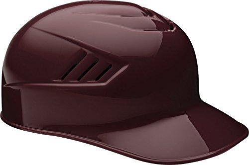 Rawlings Pro Base Coach Helmet (Maroon, 7 5/8)