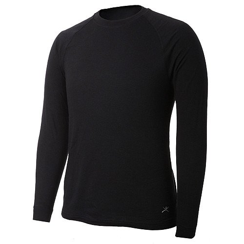 - Terramar Men's 2-Layer Authentic Polyester Thermal Crew Extra Large