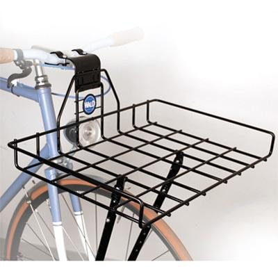 Wald #257 Multi Fit Front Pizza Box Bicycle Basket
