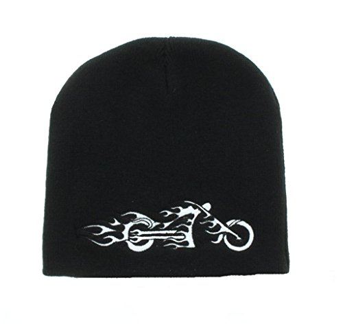 Chopper & Motorcycles Embroidered Beanie Beanie Hat Choppers