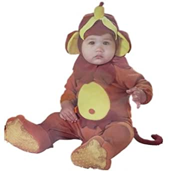 Baby Monkey Costume 6-12 months infant