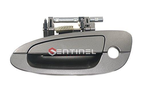 02 altima driver door handle - 6