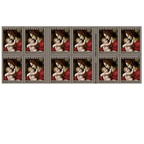 - USPS Forever Stamp: Madonna and Child by Bachiacca Christmas (20 Stamps)