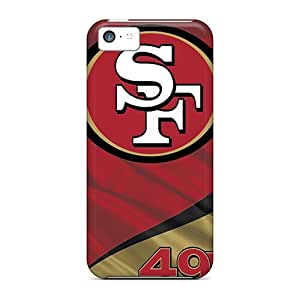 Series Skin Case Cover For Iphone 5c(san Francisco 49ers)