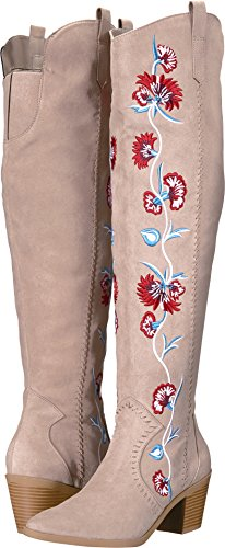 Carlos by Carlos Santana Women's Alexia Fashion Boot Light Doe 7.5 M M US from Carlos by Carlos Santana