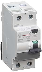 General Electric 604044 - Interruptor diferencial