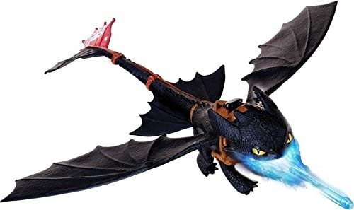 Bizak Dragons - Berk Lanzallamas Desdentado, 50 x 55 cm, Color ...