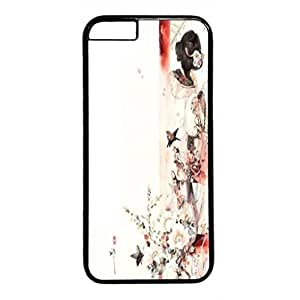DIY High Quality PC Material Personalized Iamge Standard Case Cover For iPhone 6 (4.7 inches) with Classical Girl 3