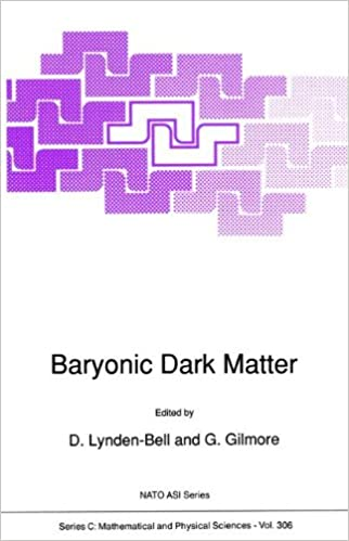 Baryonic Dark Matter: Proceedings (Nato Science Series C:)