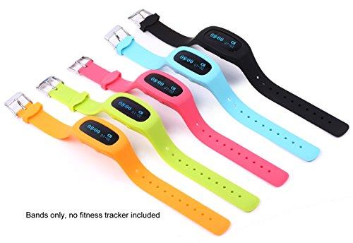 Children Smart Activity Tracker Kids Pedometer Step Counter Fitness Wristband